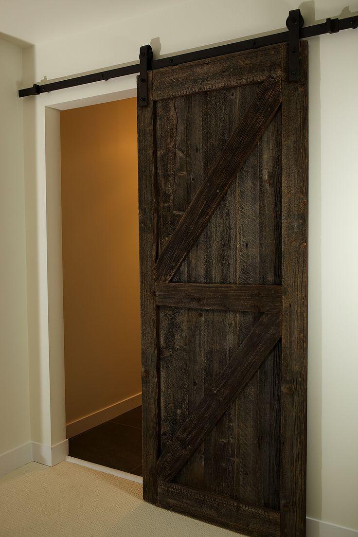 119 best les 100 plus belles portes coulissantes images on pinterest sliding doors barn doors. Black Bedroom Furniture Sets. Home Design Ideas