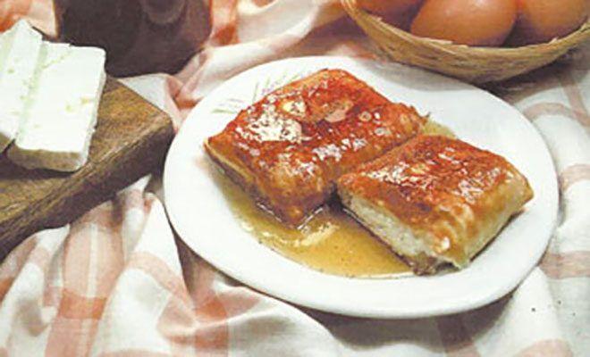 Μελοτυρόπιτα: Μοναδική μοναστηριακή συνταγή  #Συνταγές #Συνταγέςμαγειρικής