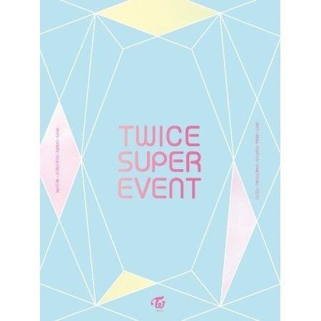 (予約販売)TWICE / DVD (1disc) TWICE SUPER EVENT DVD (限定版)(フォトブック(72P)+フォトはがき9種) [TWICE] 韓国音楽専門ソウルライフレコード - Yahoo!ショッピング - Tポイントが貯まる!使える!ネット通販