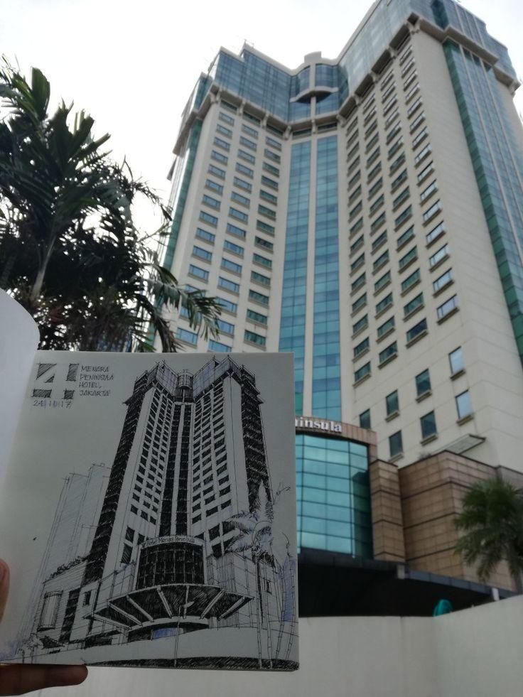 hotel menara peninsula jakarta