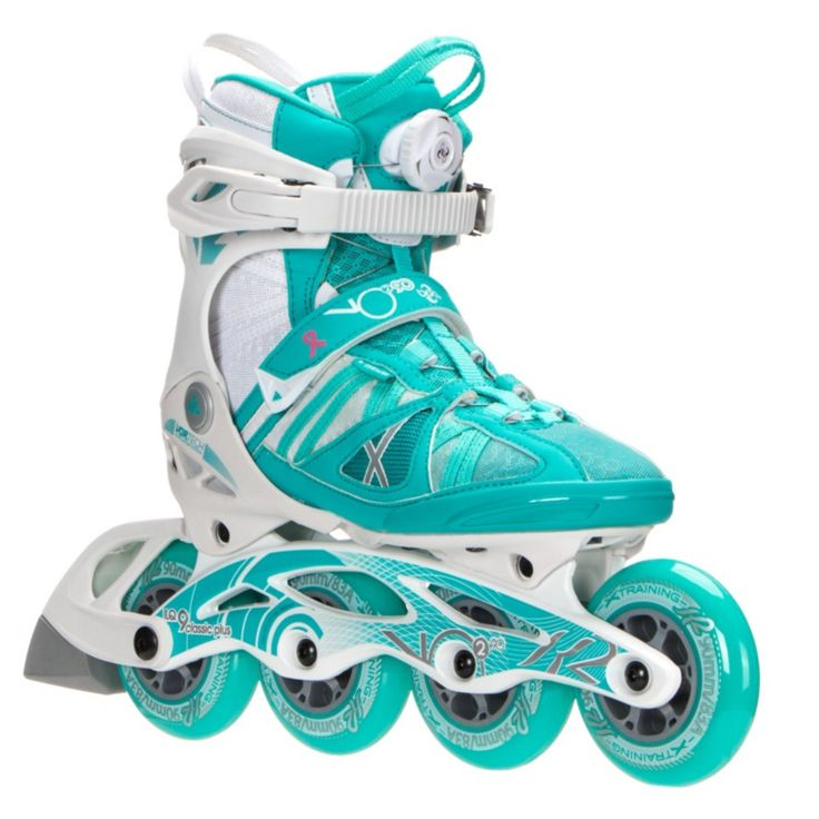 The K2 VO2 Boa women's inline skates offer classic K2 comfort, support, and performance as well as great convenience for...-nuGEond5