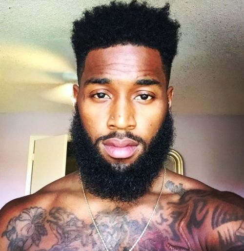 Black Men Beards: 63 Best Beard Styles for Black Men in 2016