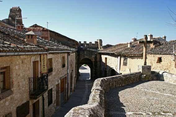 ¿Sabías que Maderuelo ganó un pleito a Santiago de Compostela?