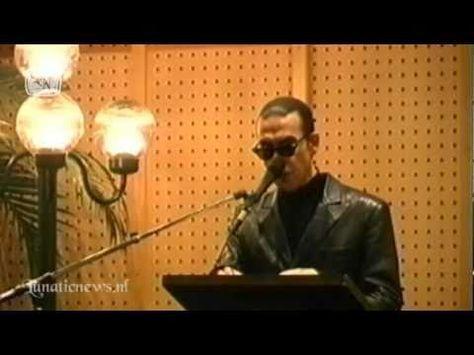 Jules Deelder - Anti Amsterdam - YouTube