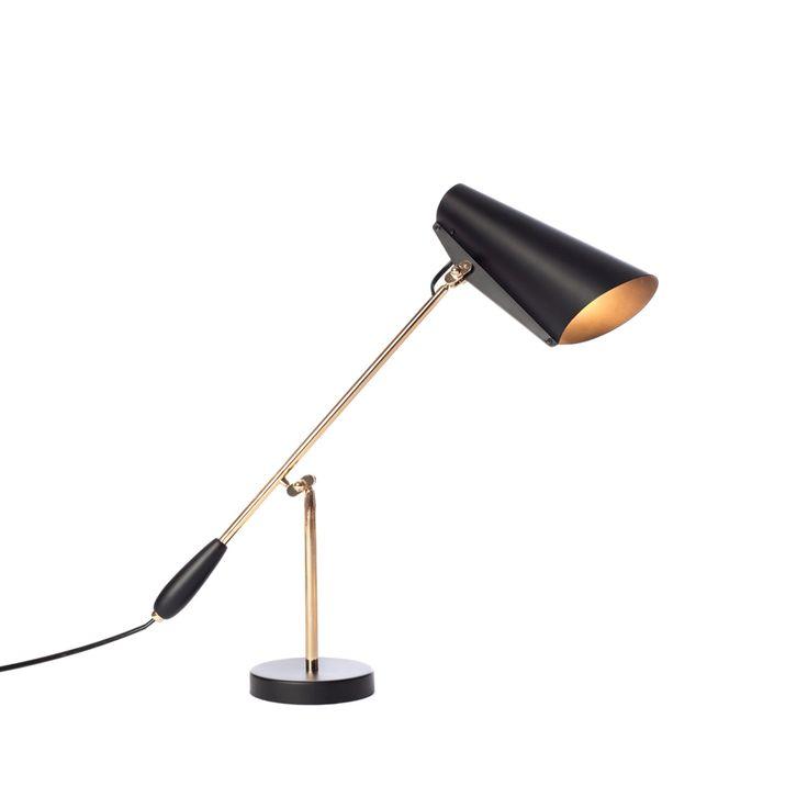 Birdy bordslampa - Birdy bordslampa - svart