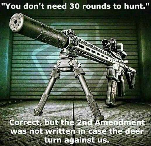 2nd AMENDMENT RIGHTS. Let's keep them!