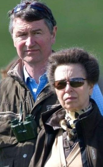 Princess Anne and hubby