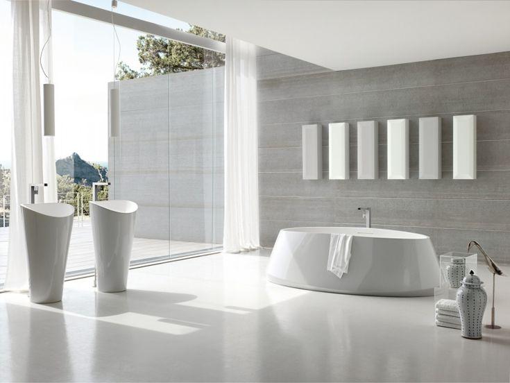 Best Badezimmer Kombination in Dunkelgrau Hochglanz Eiche Grau teilig Jetzt bestellen unter