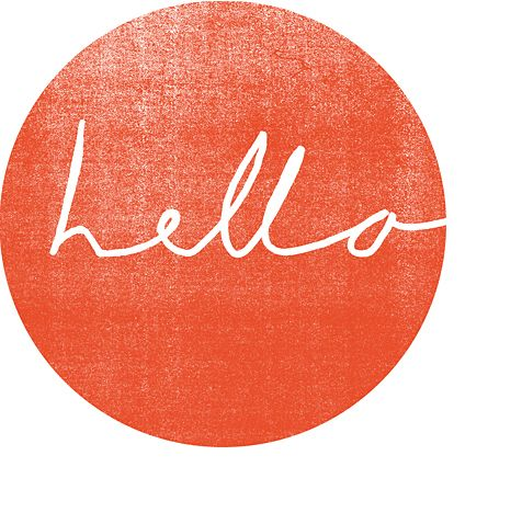 Hello: The Scripts, Circles, Hands Written, Color, Long Weekend, Photography Logos, Logos Types, Fonts, Handwritten Typography