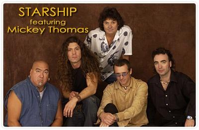 Starship feat Mickey Thomas
