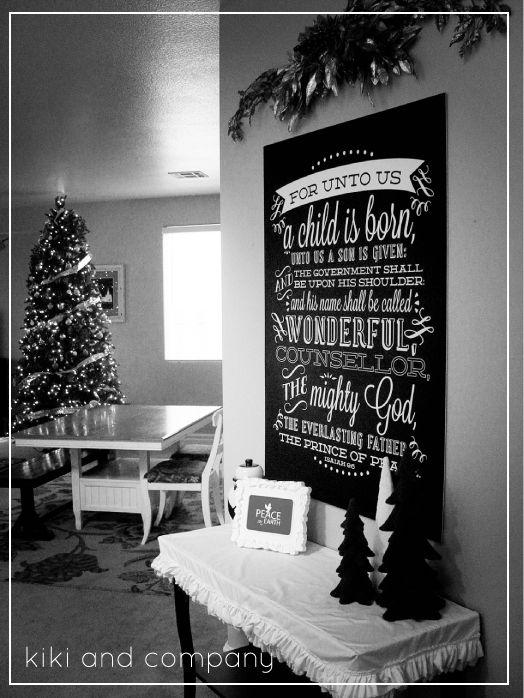 It's Christmas time! printable