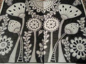 Kai-Zen Doodles: Of Peacocks and Flowers