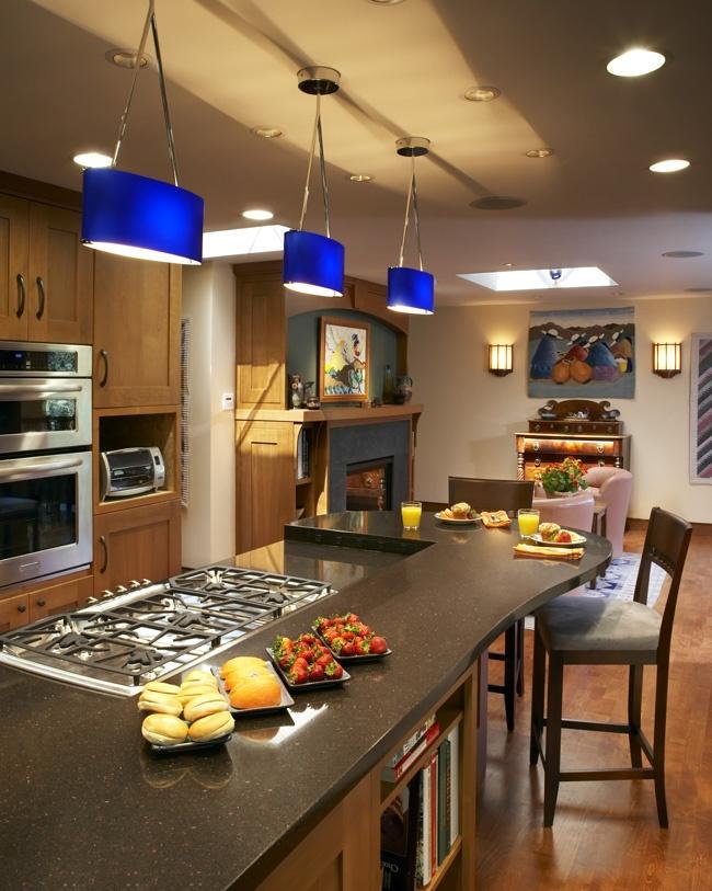 Kitchen Island 2 Levels 114 best kitchen ideas images on pinterest | kitchen, kitchen