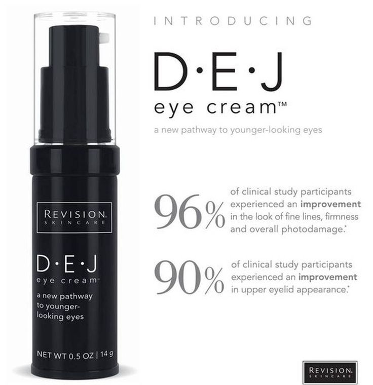Revision's D.E.J Eye cream is clinically proven to improve the overall appearance of the eye area. It improve fine lines increases firmness and improves overall photodamage. Stop by our office today to pick up your bottle! #Revision #Skincare #EnvisionROC