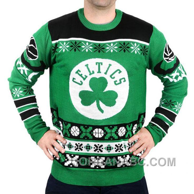 http://www.jordanabc.com/boston-celtics-klew-green-thematic-unisex-nba-ugly-sweater-for-sale.html BOSTON CELTICS KLEW GREEN THEMATIC UNISEX NBA UGLY SWEATER FOR SALE Only $69.00 , Free Shipping!