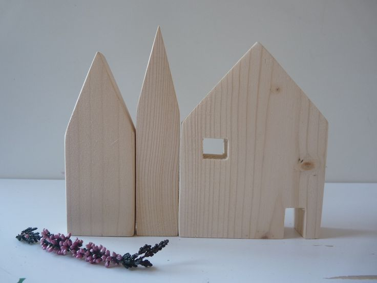 3 pcs Set of 3 wooden houses, wooden house decoration 3-pack, unfinished wood decoupage, unfinished little wooden houses, room decor Craft Supplies & Tools  unpainted wood  wood office decor  unfinished box  unfinished wooden  Wooden house wooden decor  interior decor  little wooden houses  unfinished houses  wood village houses  wood houses  decoupage unfinished wood