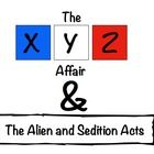 In this highly engaging Prezi activity, students complete a graphic organizer that covers all the basics on the XYZ Affair and the Alien and Sediti...