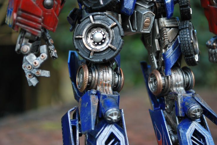 Final version close-up details