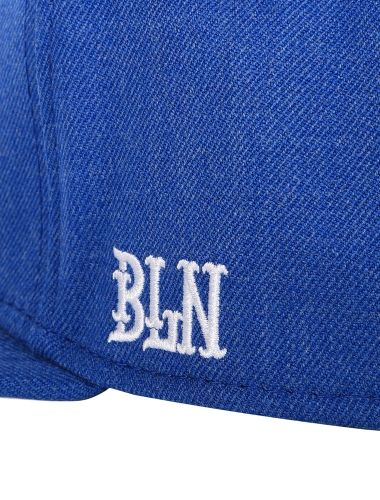 Daily Flag Snapback [blue mel.] // #iriedaily // www.iriedaily.de