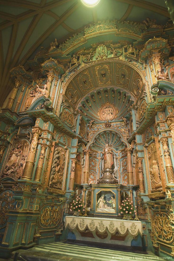 Basilica Cathedral of Lima, Lima, Peru