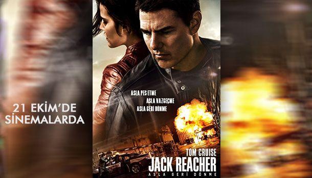 Jack Reacher (Tom Cruise) merakla beklenen devam filmi JACK REACHER: ASLA GERİ DÖNME'de kendine özgü adaletiyle geri dönüyor. Film, Reacher'ın komutasındaki aktif görev subaylarının öldürülmesi hakkındaki gerçeği ortaya çıkarma yarışını konu alıyor. Film, yazar Lee Child'ın dünya çapında 100 milyon satışa ulaşan, çok satan Jack Reacher dizisinin 18. Romanı Jack Reacher: Asla Geri Dönme kitabına dayanıyor. Seçkin bir askeri polis biriminin komutasından istifa ettikten yıllar sonra göçebe…