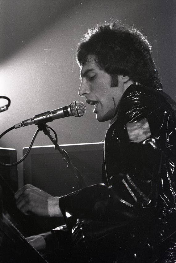 Freddie Mercury 1980s.