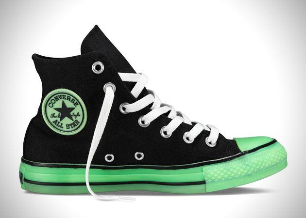 Ahhhhhh!!!! Dead...-anything that glows...plus their shoes...:)