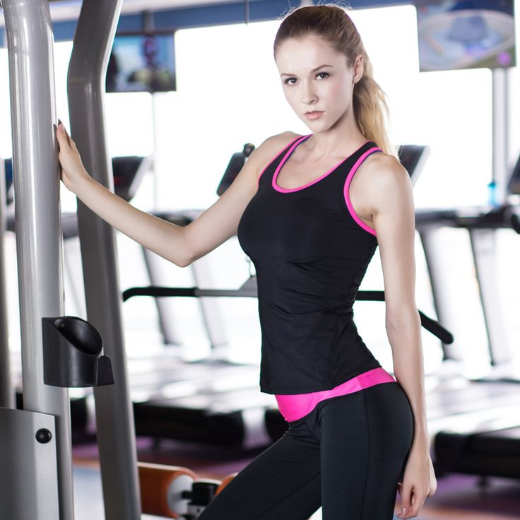 $4.74 (Buy here: https://alitems.com/g/1e8d114494ebda23ff8b16525dc3e8/?i=5&ulp=https%3A%2F%2Fwww.aliexpress.com%2Fitem%2FWomen-Quick-Dry-Sportswear-Exercise-GYM-Training-Fitness-tank-Tops-Sports-Running-Yoga-Clothing-Clothes-T%2F32598536977.html ) YEL 2016 Quick Dry Sleeveless Shirts Women Fitness Training Athletic Vest Running Workout Sports White Yoga Suit Shirt Tank Tops for just $4.74