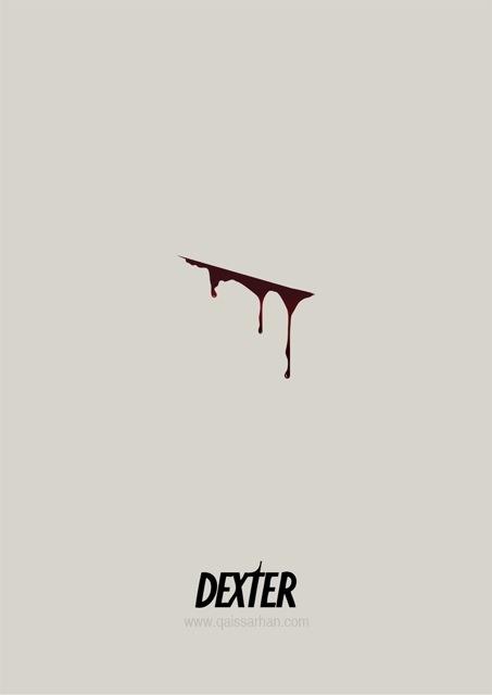 Dexter...Amazing poster