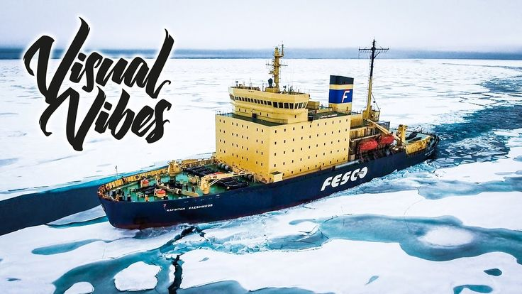 Play video / Take a look at this awesome video of Ben Brown's trip to the Arctic