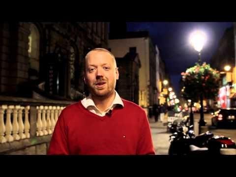 Startup entrepreneur on Irish banking #MakersAndDoers