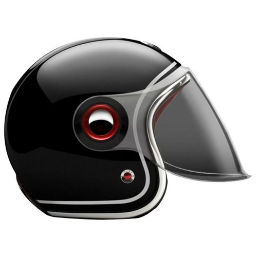 """It doesn't looks like any helmet from """"Fahrenheit 451""""... Anyway, it reminds me the movie! Nice shape, btw!"""
