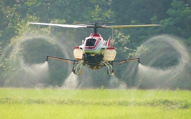IDEAGRO | Investigación y Desarrollo Agroalimentario - El uso de drones podría revolucionar el mundo de la agricultura