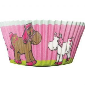 Bun Cases: Horse Theme Cup Cake Cases - Pack of 50 £1.99 see our other horse party supplies
