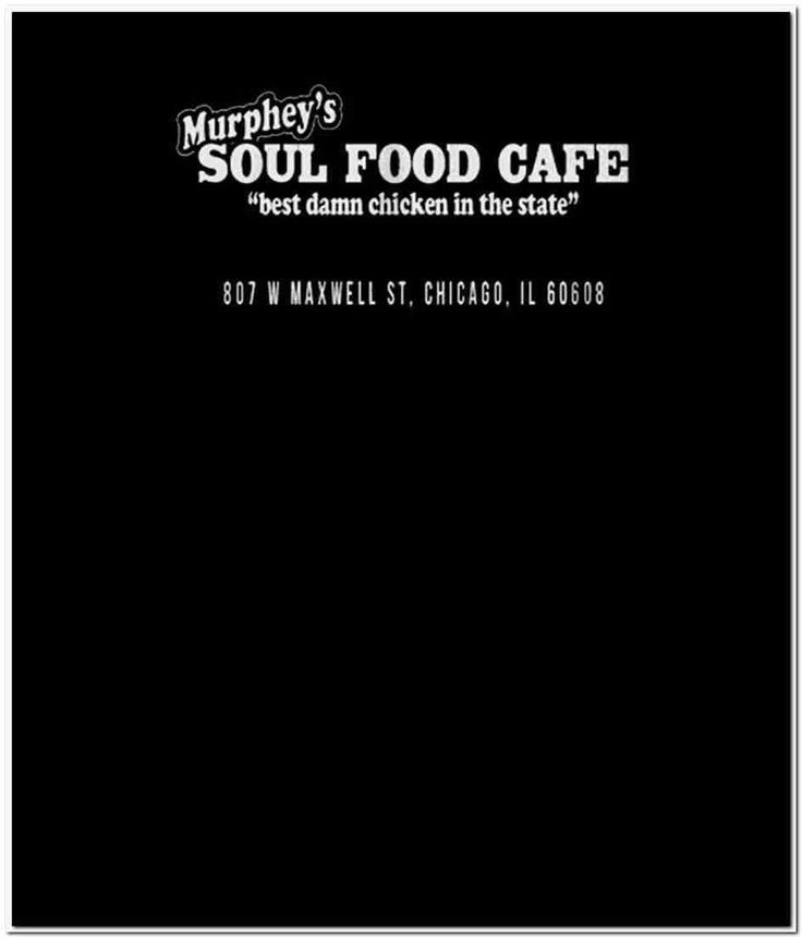 Blues Brothers Soul Food Cafe T-Shirt https://ballzbeatz.com/product/blues-brothers-soul-food-cafe-t-shirt/
