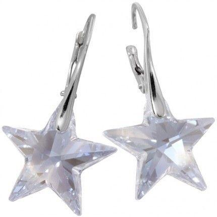 cercei in forma de stea argintie http://www.bijuteriifrumoase.ro/cumpara/cercei-mireasa-star-p-20-lvbck-2043