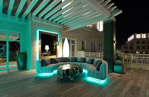 Eclairage Exterieur Terrasse Design Patio Moderne Eclairage Exterieur Terrasse Terrasse Design