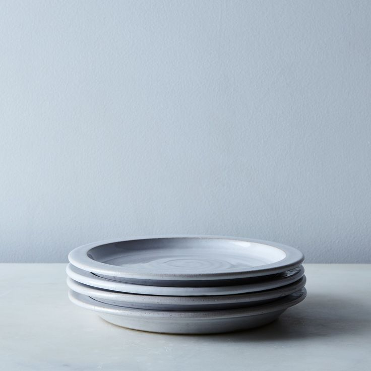 Handmade Farmhouse Dinnerware on Food52