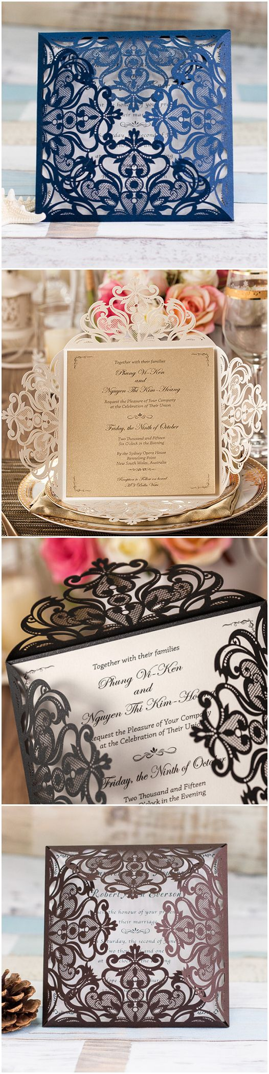 307 Best Wedding Invitations Save The Date Images On Pinterest