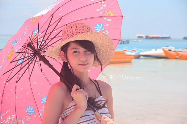 Jessica Veranda [Ve] *Credit to JKT48 Project