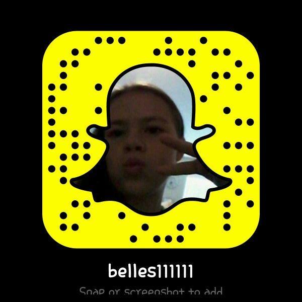 My snapchat profile
