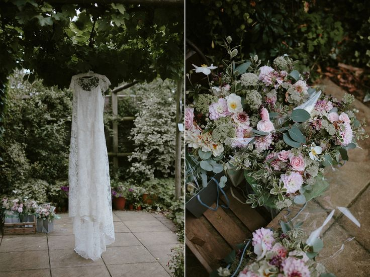 A Beautiful Halfpenny London Bride and her Quintessentially English Garden Wedding
