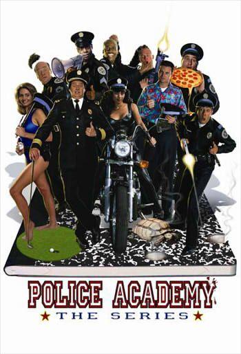 Полицейская академия (Police Academy: The Series) 1997 смотреть онлайн (серии 1-26)