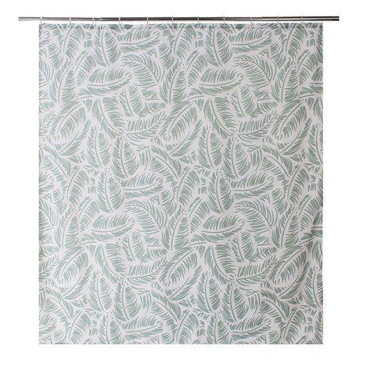 rideau_de_douche_en_textile_vert_l_180_x_h_200_cm__palm_sensea
