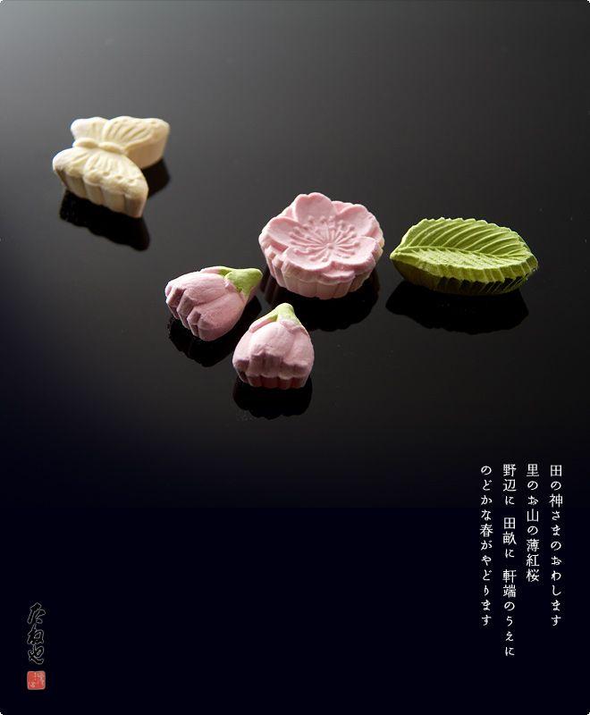 Japanese sweets -higashi-