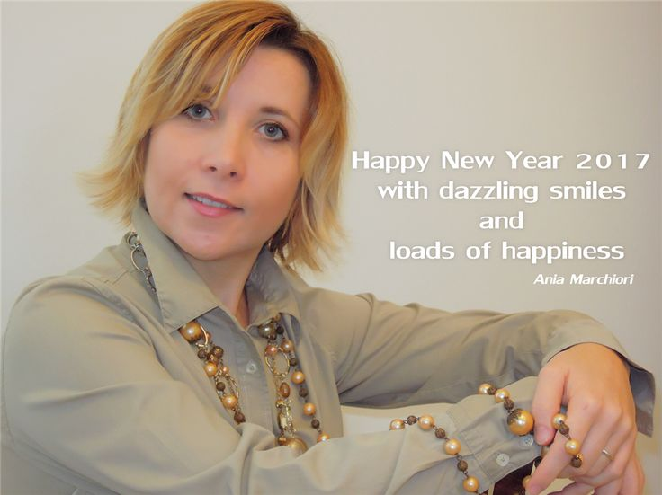 Ania Marchiori Happy New Year Rialto Store