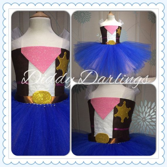 Sheriff Callie Tutu Dress. Cowgirl Tutu Dress. by DiddyDarlings