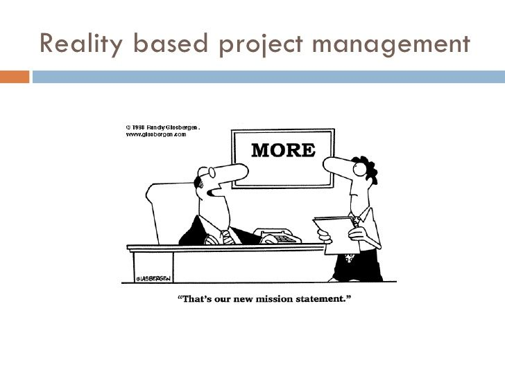 How Projects Are Born — 12 Hilarious Project Management