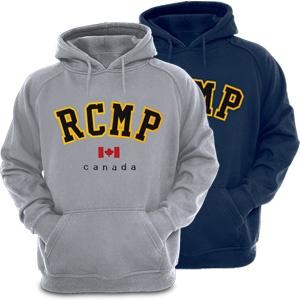 $42.99 The best selling RCMP Hoodie!