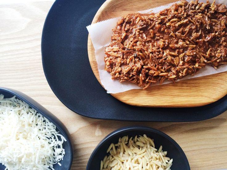 Cacao-Chia Maca Slice For Easter — TRAINER LUKE